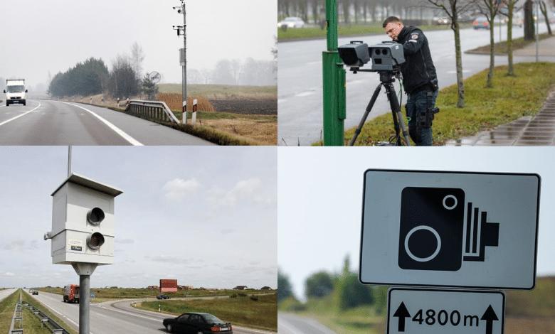 Greičio matuokliai: kokie būna ir kokias funkcijas atlieka Lietuvos keliuose