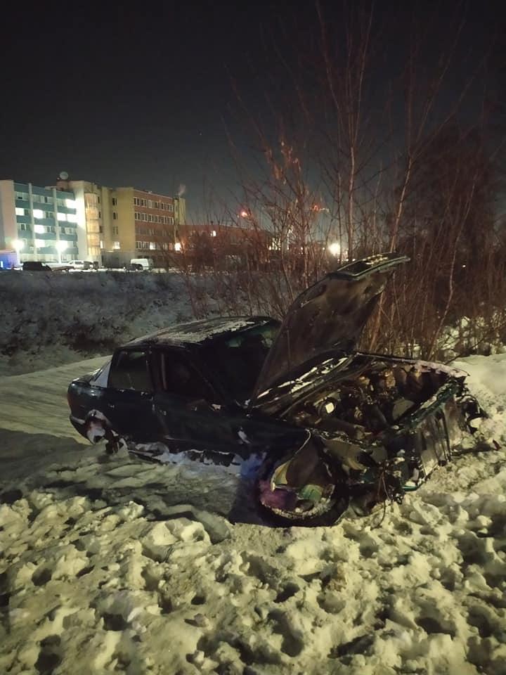 "Avarija Vilniuje dideliu greičiu važiavęs ""Audi"" trenkėsi į taksi automobilį 3"