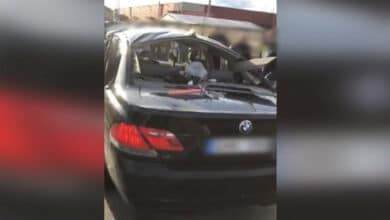 Baigtas ikiteisminis tyrimas: BMW markės automobilį bandęs susprogdinti asmuo, susprogdino savąjį(video)