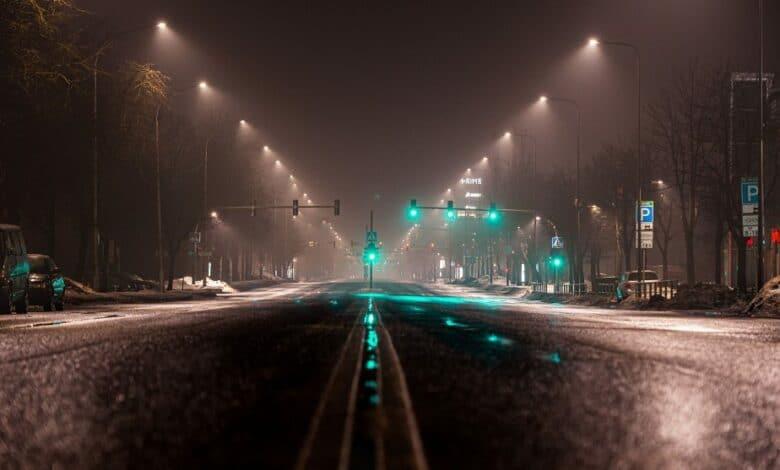 Kauno mieste rekordinis LED šviestuvų skaičius gatvės šviesesnes ir saugesnės