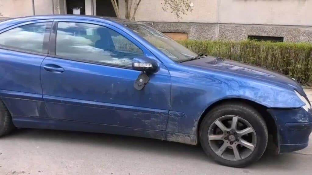 """Gaudynės Vilniuje: sprunkantį """"Mercedes-Benz"""" automobilį vijosi gausios policijos pajėgos (video)"""
