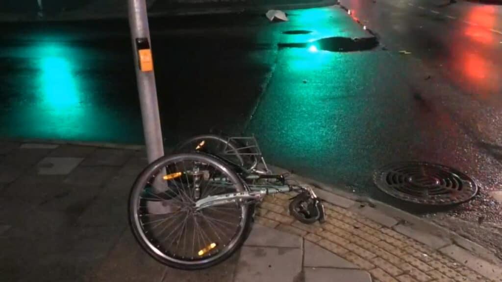 Vilniuje neblaivaus vairuotojo naktį partrenkta moteris žuvo vietoje