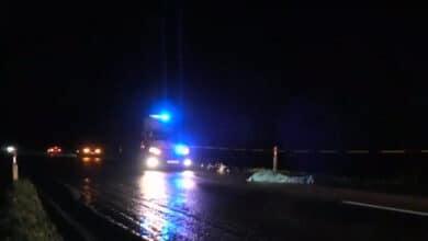Tragiška avarija Vilniaus rajone: Mickūnuose partrenktas dviratininkas žuvo. Vairuotoja paspruko iš įvykio vietos.