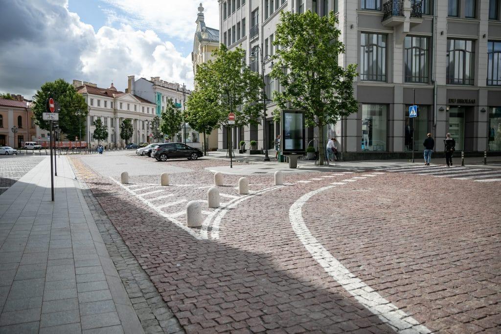 Vilniuje pradedamas antrasis kilpinio eismo organizavimo etapas 3