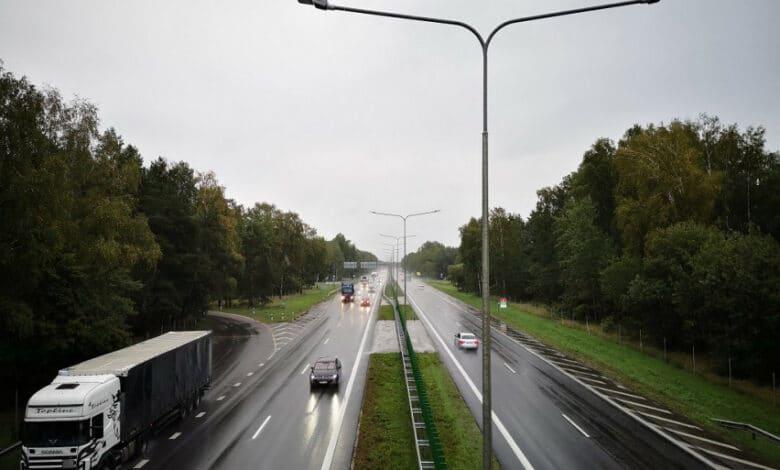 Valstybinės reikšmės keliuose baigtas apšvietimo modernizavimo II etapas