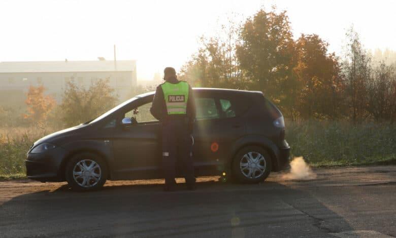 Visą birželio mėnesį pareigūnai vykdys prevenciją keliuose