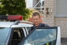 Pareigūnas, atsidūręs tinkamu laiku ir tinkamoje vietoje, išgelbėjo žmogaus gyvybę