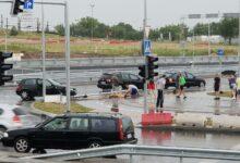 Tragiškas įvykis Vilniuje: girtas vairuotojas užmušė pėsčiąjį ir bandė pasprukti (video)