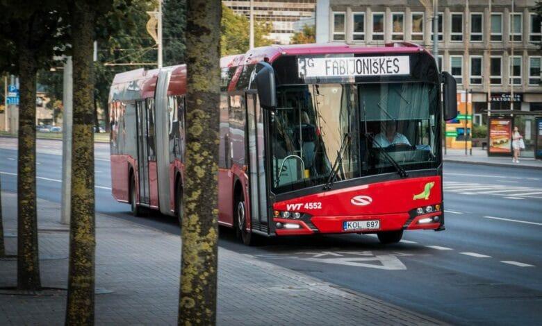 """""""IKI Velomaratono"""" metu Vilniuje – eismo ribojimai ir viešojo transporto pakeitimai"""