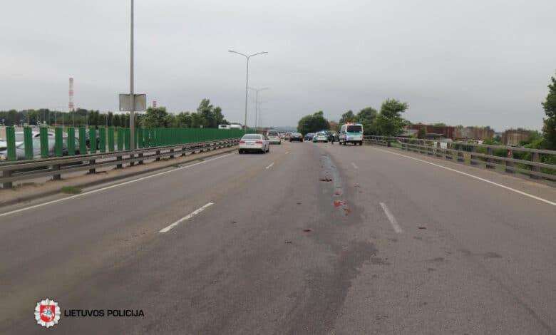 Antradienį užregistruoti 67 eismo įvykiai, 2 iš jų dėl girtų vairuotojų kaltės