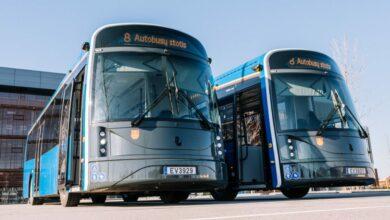 Klaipėdos ateitis – tik netaršūs miesto autobusai