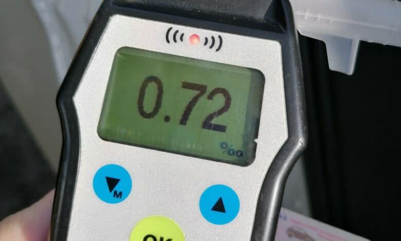 Neblaiviam ir beteisiam vairuotojui – protokolas už visą eilę KET pažeidimų