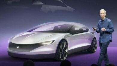 """""""Apple"""" iki 2030 m. gali parduoti 1,5 mln. elektromobilių"""