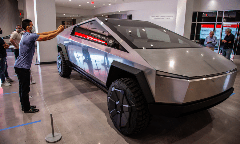 "Ar ""Cybertruck"" pikapas sužlugdys ""Tesla""?"