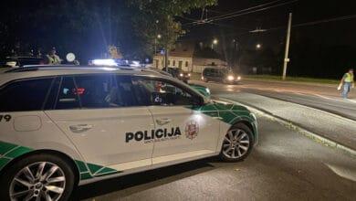 Kauno pareigūnai nustatė 17 neblaivių vairuotojų