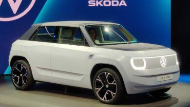 """Naujas """"Volkswagen ID. Life"""" nustebino Miuncheno automobilių parodoje"""