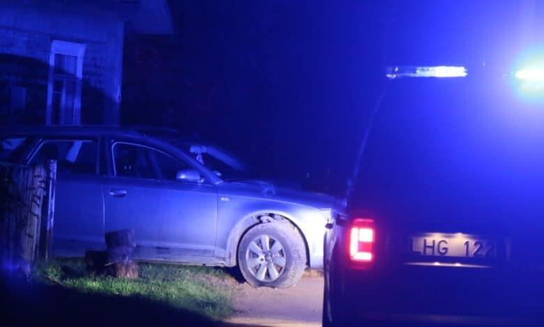 Siaubinga tragedija Šalčininkų raj. neblaivus sūnus automobiliu mirtinai pervažiavo motiną