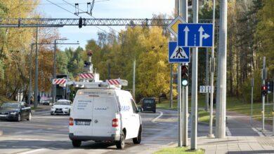 """""""Grinda"""" gatvių priežiūros sistema: bus galima įvertinti asfalto kokybę, numatyti prognozuojamą nusidėvėjimo spartą ir nustatyti remonto poreikį"""