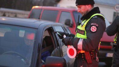 Lietuvos policija pranešė apie spalio mėnesio policijos reidus