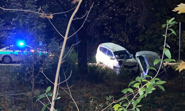 Neblaivus vairuotojas sukėlęs avariją įrodinėjo, jog alkoholį vartojo po eismo įvykio