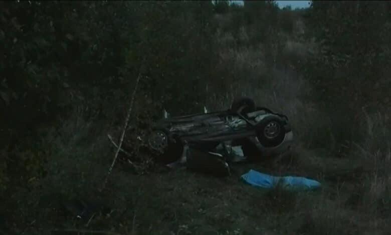 Per avariją Vilniaus rajone žuvo 2 žmonės