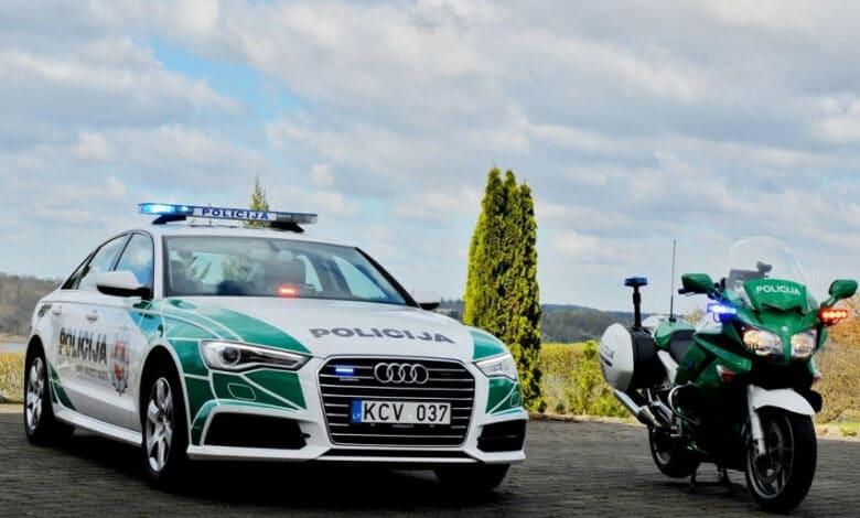 Policija primena apie rudenį kylančius pavojus keliuose