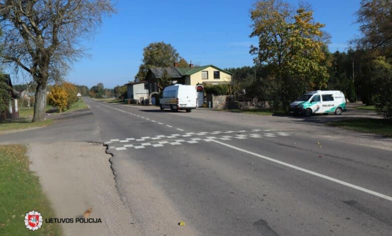 Trečiadienį užfiksuoti 62 eismo įvykiai, sužeisti 5 žmonės