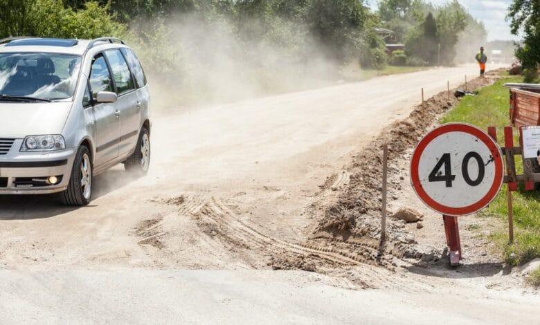 Vilnius šį rudenį išasfaltuos dar 6 kilometrus žvyrkelių